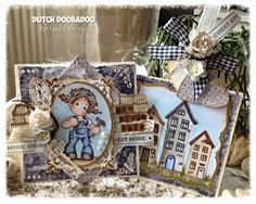 470.713.001 Dutch Doobadoo Mylar Envelopmal door Raffaela Perego