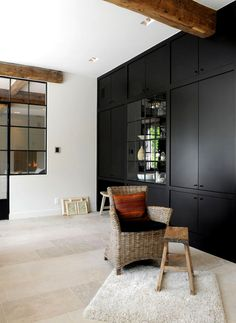 dustjacket attic: Interior Design | A Villa In Belgium