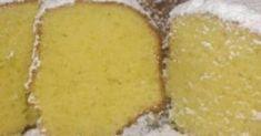 Υλικά1 ½ κούπα αλεύρι για όλες τις χρήσεις½ κουταλάκι σούπας baking powder½ κουταλάκι γλυκού μαγειρική σόδα1 πρέζα αλάτι1 κούπα καστανή ζάχαρη5 αυγά100 Lemon Recipes, Sweets Recipes, Greek Recipes, Cookie Recipes, Greek Sweets, Greek Desserts, Easy Desserts, Cypriot Food, Cooking Cake