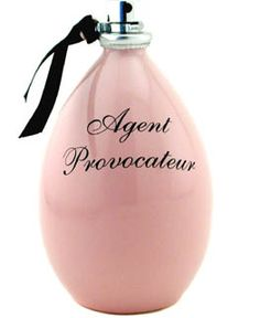 Agent Provocateur is the signature fragrance of the house. Its sharp very intensive animalistic and very provocative juice has become a modern classic combining Indian saffron, coriander from Russia, Egyptian Jasmine and Vetivert from Haiti among other exotic elements.