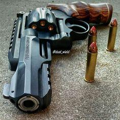 Revolver...Find our speedloader now!  http://www.amazon.com/shops/raeind