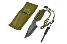 SE KHK6320 Outdoor Tanto Knife with Fire Starter *** Check this awesome product by going to the link at the image.
