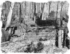 Kluxen Winery Haunting, NJ - Over the years, reports of seeing Jeanette's ghost making her fateful trip home from her babysitting job on Ridgedale Avenue have been made by motorists who travel along Ridgedale and Fairview Avenues.  The New Jersey Ghost Hunters Society investigation included an interview with a family whose house is located across the street from the haunted Kluxen woods on Central Avenue. The family's son witnessed a little girl ghost who fits the description