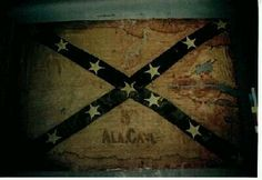 Battle Flag for the 3rd Regiment of Alabama