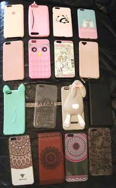 Iphone cases - 6s plus on We Heart It