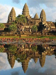 Angkor Wat - Cambodia My dream place to go (if I can convince Matt)