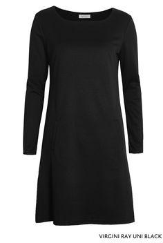 Virgini Ray Uni Black von KD Klaus Dilkrath #kdklausdilkrath #virginidress #dress #uniblack #black #uni #party #readytowear #pockets #outfit #fashion #virgini #kleid #kdklausdilkrath #kd #dilkrath #kd12 #outfit