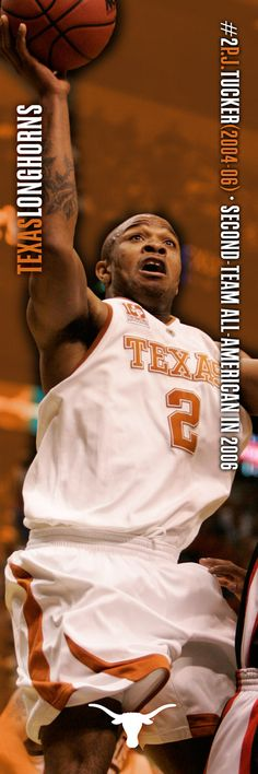 2 P. Tucker Second-team All-American in 2006 Basketball Legends, College Basketball, Lamarcus Aldridge, Ut Longhorns, Hook Em Horns, Texas Man, University Of Texas, Athletes, American