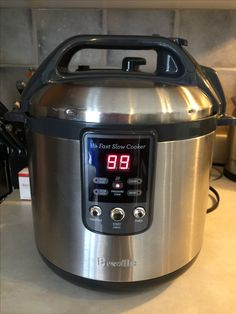 Have I ever mentioned how much I love my pressure cooker?