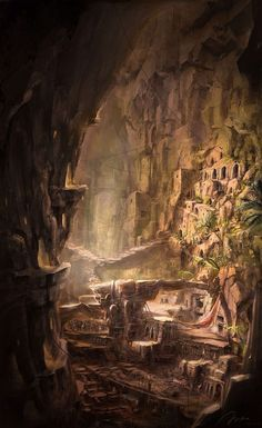 Caverne city <3 ******