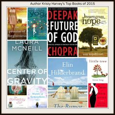 Author Kristy Harvey's Top Books of 2015