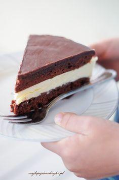 Mleczna kanapka – Najlepsze Smakołyki Tiramisu, Ethnic Recipes, Food, Essen, Meals, Tiramisu Cake, Yemek, Eten