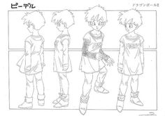 Art by 鳥山 明 Akira Toriyama*  • Blog/Info | (https://en.wikipedia.org/wiki/Akira_Toriyama)   ★ || CHARACTER DESIGN REFERENCES™ (https://www.facebook.com/CharacterDesignReferences & https://www.pinterest.com/characterdesigh) • Love Character Design? Join the #CDChallenge (link→ https://www.facebook.com/groups/CharacterDesignChallenge) Share your unique vision of a theme, promote your art in a community of over 100.000 artists! || ★