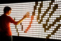 You Fade to Light: Nifty OLED Interactive Mirror You Can't Afford