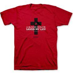 Blood Donor (Christian T-Shirt)