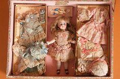 wardrobe & doll