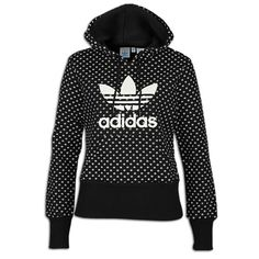 more photos 5e459 11622 adidas Trefoil Lips Pullover Hoodie Womens Casual Clothing