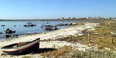 Jacobsbaai on the Cape West Coast near Cape Town.