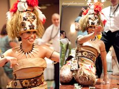 Beautiful Samoan Siva.. I'll be wearing something similar to this for my graduation!