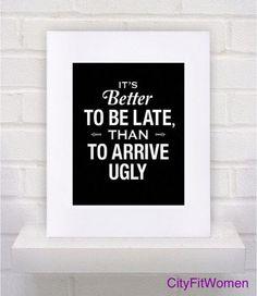 Vanaf nu heb jij 's ochtends alle tijd en hoef je dus nooit meer te laat te komen op jouw afspraak! Wij vertellen je hoe! http://cityfitwomen.blogspot.nl/2015/01/het-best-bewaarde-beauty-geheim-een.html