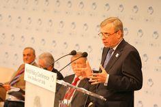 WPC 2008, Evian - Jaap de Hoop Scheffer, Secretary-General of NATO