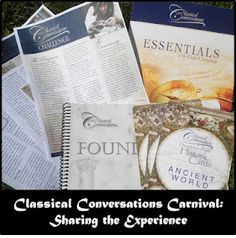 Classical Conversations Monthly Blog Carnival