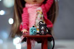 Click Toys - Pullip Ala: Um mini ensaio com miniaturas retrô