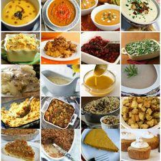 60+ Gluten-Free Recipes for a Fantastic Thanksgiving Dinner   #glutenfree #recipe #thanksgiving