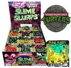 Ninja Turtle Slime Slurps.