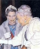Princess Alice, Duchess of Gloucester, who was the longest lived member of the royal family of Great Britain--she lived to be 102, and Princess Alice, Countess of Athlone, the longest lived British royal who was born a Royal Highness--she lived to be almost 98.  The countess was a granddaughter of Queen Victoria, her longest lived grandchild.