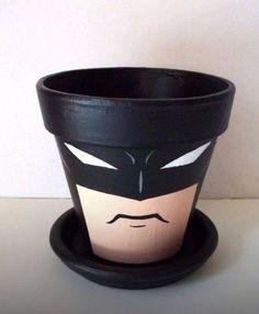 Vaso do Batman!!!! Eu quero!