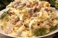 Невероятно вкусный салат: полноценный ужин