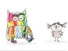 APRENDER ES DIVERTIDO 1º Y 2º: El monstruo de colores. ¡Vaya lío!