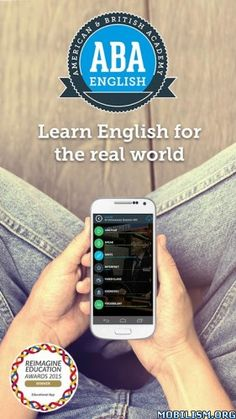 Learn English with ABA English Premium v2.4.1.0 [Unlocked]Requirements: 4.0.3+Overview: Learn English with films with ABA English's new app. Download it now and discover a complete course with teacher, 6 levels of learning, and 144 units that cover...