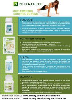Nutrilite completa tu nutrición y apoya tu esfuerzo para lograr el peso ideal.