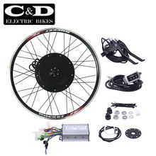 ebike kit Electric bike conversion kit 48V500W motor MXUS brand without battery…