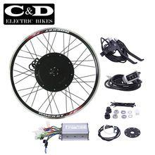 ebike kit Electric bike conversion kit 48V500W motor MXUS brand without battery…