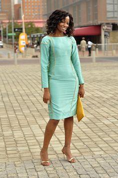 Street Style At 2013 Mercedes-Benz Fashion Week Joburg