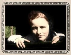 Colorized Photo of Bonnie Parker. It is said that Bonnie was a beautiful woman, and that the camera did not do her justice.