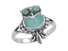 Shop over pieces of steel and sterling silver jewellery for women, men and children plus body jewellery at Butterfly Silver Australia. Owl Ring, Butterfly Jewelry, Body Jewellery, Green Turquoise, Stacking Rings, Sterling Silver Jewelry, Turquoise Bracelet, Gemstone Rings, Women Jewelry
