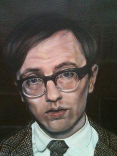 Andy, Portrait - Michelle Muir