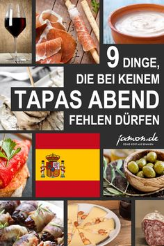 9 things that should not be missing in any tapas evening Mexican Food Recipes, Snack Recipes, Cooking Recipes, Snacks, Tapas Party, Good Food, Yummy Food, Love Eat, Thanksgiving Recipes