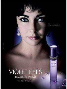 Elizabeth Taylor Violet Eyes perfume
