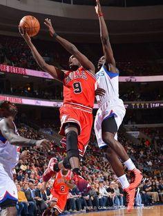 Luol Deng - Chicago Bulls