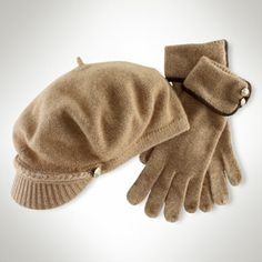 Women's Winter Hats and Gloves | Winter Accessories 2012 - Stylish Winter Hats, Gloves, Scarves - Real ...