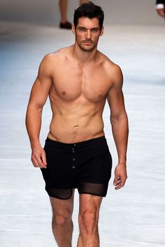 David Gandy Fitness & Training App Exclusive Interview (Vogue.com UK)