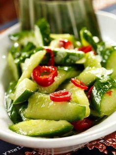 Atjar ketimoen Indonesian Food, Cobb Salad, Sushi, Foodies, Bali, Food Porn, Spices, Dishes, Salad