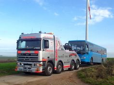 DAF wrecker truck on duty Buses, Recovery, Trucks, Cars, Waves, Motorbikes, Autos, Truck, Vehicles