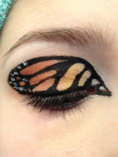 Monarch Butterfly. future halloween costume!!