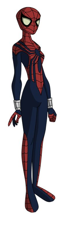 The Spectacular Spider-Girl by ValrahMortem@deviantART